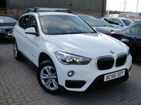 USED 2017 66 BMW X1 2.0 XDRIVE18D SE 5d AUTO 148 BHP ANY PART EXCHANGE WELCOME, COUNTRY WIDE DELIVERY ARRANGED, HUGE SPEC