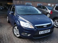 2008 FORD FOCUS 1.6 STYLE TDCI 5d 90 BHP £1799.00