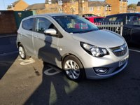 USED 2016 66 VAUXHALL VIVA 1.0 SL 5d 74 BHP EXCELLENT SPECIFICATION INCLUDING AIR CONDITIONING, BLUETOOTH, CRUISE CONTROL, MEDIA, LEATHER AND TRACTION CONTROL!..CHEAP TO RUN , LOW CO2 EMISSIONS, £20 ROAD TAX AND EXCELLENT FUEL ECONOMY! ONLY 7527 MILES AND VAUXHALL WARRANTY!