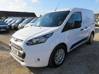 2016 FORD TRANSIT CONNECT 1.6 220 TREND 5 SEAT CREW VAN 95 BHP 25,229 MILES ONLY £11995.00