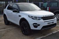 2017 LAND ROVER DISCOVERY SPORT 2.0 TD4 HSE BLACK 5d AUTO 180 BHP £30495.00