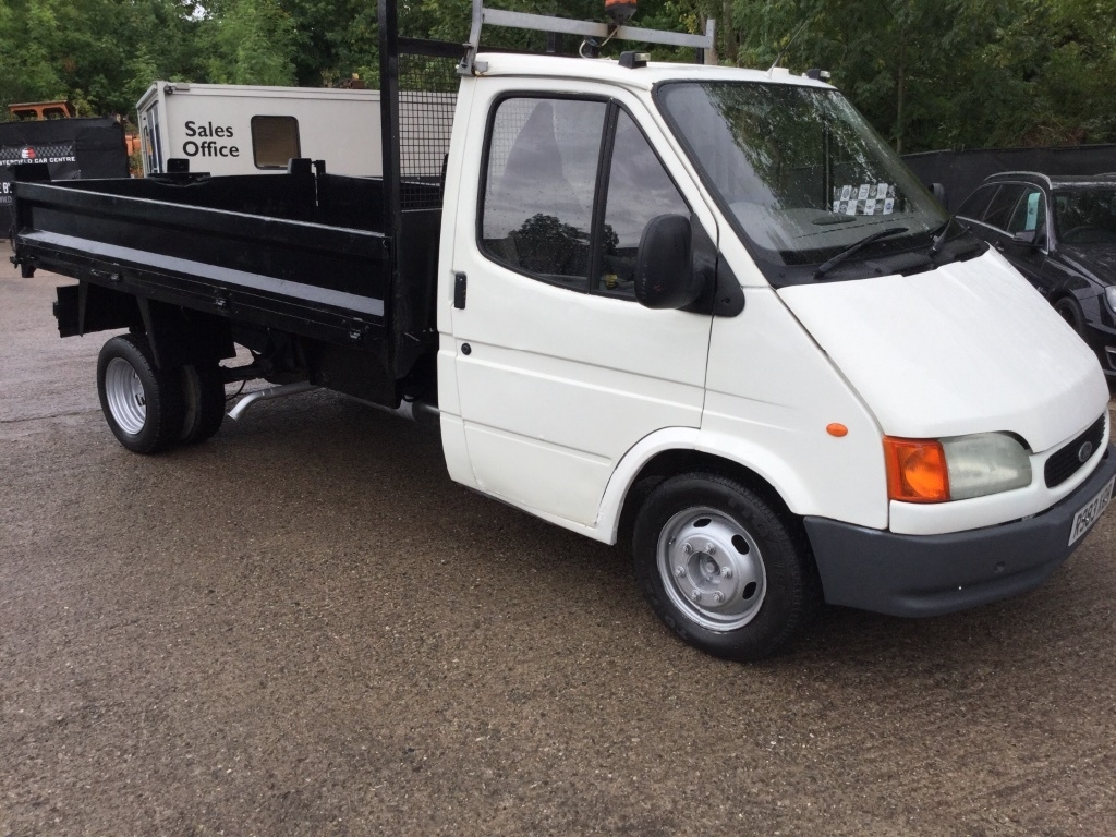 View our 1997 FORD TRANSIT  2.5 TD 190 L Tipper 2dr (LWB)