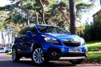 2015 VAUXHALL MOKKA 1.6 SE S/S 5d 114 BHP