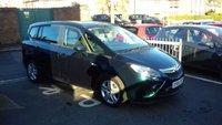 2015 VAUXHALL ZAFIRA TOURER 2.0 EXCLUSIV CDTI 5d AUTO 168 BHP £10995.00