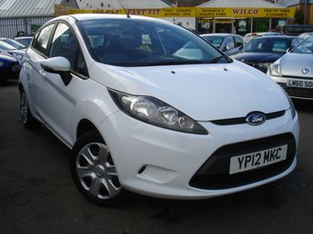 2012 FORD FIESTA 1.2 STYLE 5d 59 BHP £4895.00