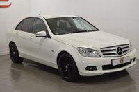USED 2010 10 MERCEDES-BENZ C CLASS 2.1 C200 CDI BLUEEFFICIENCY EXECUTIVE SE 4d 136 BHP SAT NAV + LOW MILES + FULL SERVICE HISTORY + 18 INCH AMG WHEELS + PRIVACY GLASS