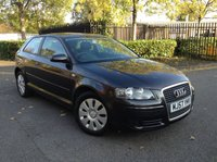 USED 2007 57 AUDI A3 1.6 SPECIAL EDITION 8V 3d 102 BHP