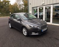 USED 2015 65 FORD FOCUS 1.0 TITANIUM ECOBOOST 125 BHP THIS VEHICLE IS AT SITE 1 - TO VIEW CALL US ON 01903 892224