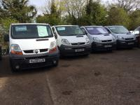 USED 2007 07 RENAULT MASTER 2.5 dCi CCML35 Tipper 2dr (MWB) HIGH &LONG LOW MILES