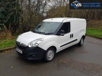 2015 VAUXHALL COMBO VAN 1.2 2300 CDTI ECOFLEX L2 LWB 6d 90 BHP TWIN LOADED SIDED DOORS £SOLD