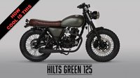 USED 2019 MUTT HILTS GREEN 125cc EFi NEW MODEL