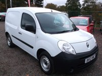 USED 2012 12 RENAULT KANGOO 1.5 ML19 FREEWAY DCI 1d 90 BHP **Economical  -  Great Spec - Excellent Van - Drives superbly -  NO VAT **