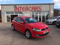 USED 2011 61 VOLKSWAGEN POLO 1.2 MATCH 3d 59 BHP