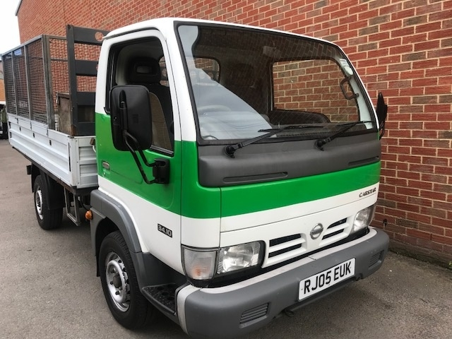 View our 2005 05 NISSAN CABSTAR New mot and service