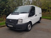 2013 FORD TRANSIT 2.2 300 SWB 5d 100 BHP AIR CON VERY CLEAN INSIDE & OUT £6650.00