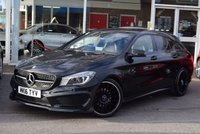 USED 2016 16 MERCEDES-BENZ CLA 2.1 CLA 200 D AMG LINE 5d 134 BHP FINANCE TODAY WITH NO DEPOSIT