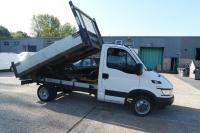 USED 2006 56 IVECO DAILY 2.3 TD 35C12 Tipper 2dr (MWB) ONE OWNER FROM NEW, TIPPER