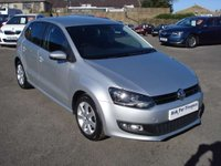USED 2012 12 VOLKSWAGEN POLO 1.4 MATCH 5d 83 BHP LOW MILEAGE WITH HISTORY