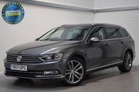 USED 2017 17 VOLKSWAGEN PASSAT 1.6 GT TDI BLUEMOTION TECHNOLOGY 5d 119 BHP