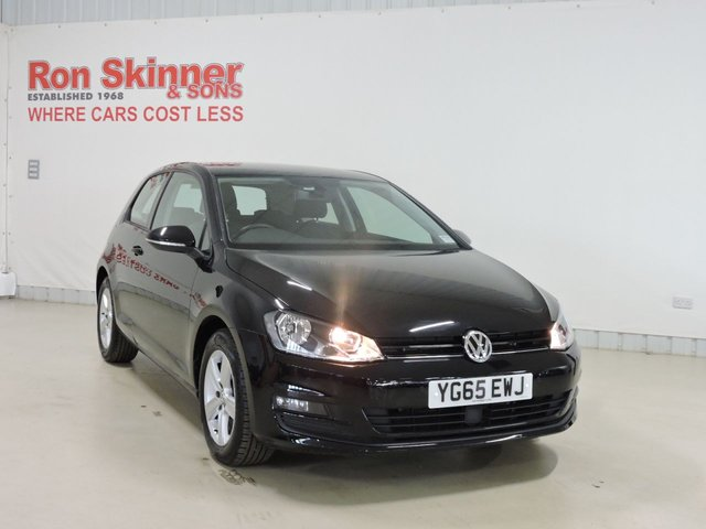 View our 2015 65 VOLKSWAGEN GOLF 2.0 MATCH TDI BLUEMOTION TECHNOLOGY 3d 148 BHP