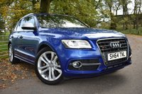 2014 AUDI SQ5 3.0 TDI QUATTRO 5d AUTO 309 BHP £28995.00