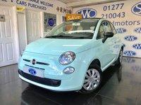 2014 FIAT 500 1.2 C POP 3d 69 BHP £6795.00