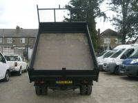 USED 2006 06 FORD TRANSIT 2.4 TDI 350 L Crewcab Tipper 4dr (LWB) VERY CLEAN TRUCK DRIVES SUPERB