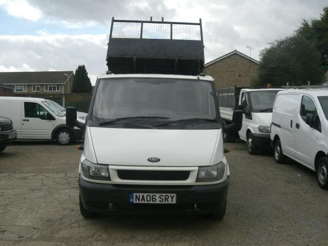 FORD TRANSIT at Click Motors