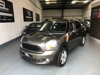 USED 2012 12 MINI COUNTRYMAN 1.6 ONE 5d 98 BHP +FULL SERVICE+WARRANTY+FINANCE