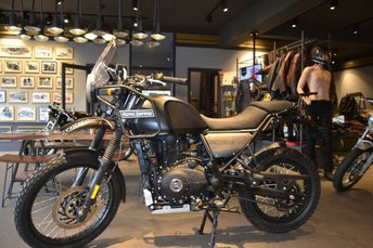 View our ROYAL ENFIELD HIMALAYAN