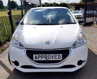 USED 2014 14 PEUGEOT 208 1.0 ACCESS 3d 68 BHP 0% Deposit Plans Available even if you Have Poor/Bad Credit or Low Credit Score, APPLY NOW!