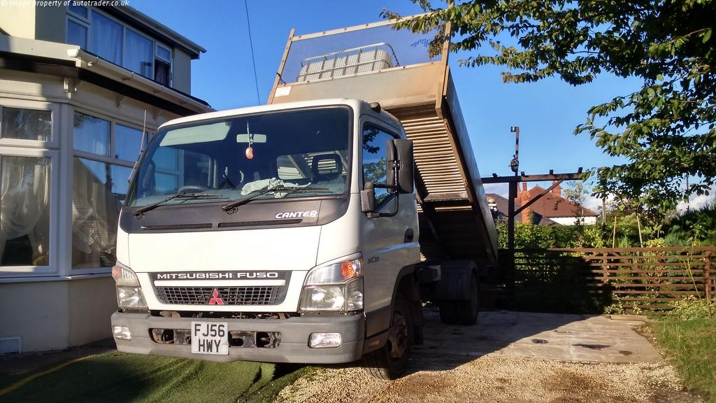 View our 2006 56 MITSUBISHI CANTER 3.0 TD 3C13 2dr
