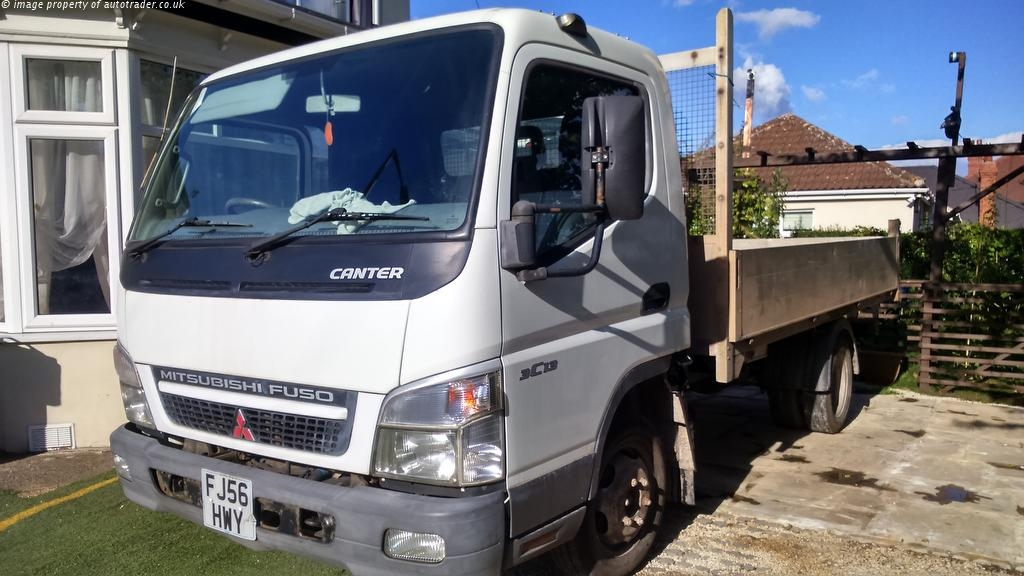 MITSUBISHI CANTER at Click Motors