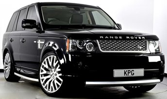 2011 LAND ROVER RANGE ROVER SPORT 3.0 TD V6 Autobiography Sport 5dr Auto £23995.00