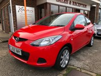 USED 2009 59 MAZDA 2 1.4 TS2 D 3d 67 BHP PART EXCHANGE TO CLEAR....DIESEL...£30 A YEAR ROAD TAX....SUPER ECONOMICAL...LOW INSURANCE
