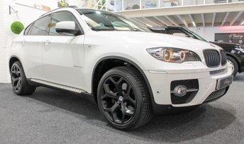 2012 BMW X6 3.0 XDRIVE40D 4d AUTO 302 BHP £21955.00