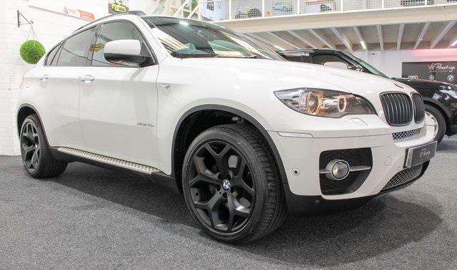 2012 12 BMW X6 3.0 XDRIVE40D 4d AUTO 302 BHP