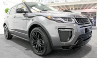 USED 2015 65 LAND ROVER RANGE ROVER EVOQUE 2.0 TD4 HSE DYNAMIC 5d AUTO 177 BHP *BLACK DESIGN PACK+WHITE LEATHER*