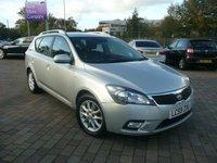 2009 KIA CEED 1.6 2 SW 5d AUTO 125 BHP £4499.00