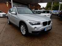USED 2013 63 BMW X1 2.0 XDRIVE20I SPORT 5d 181 BHP SERVICE HISTORY,TWO KEYS,CLIMATE,USB AND AUX PORT,4X4