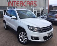 2014 VOLKSWAGEN TIGUAN 2.0 MATCH TDI BLUEMOTION TECHNOLOGY 4MOTION 5d 139 BHP £12995.00