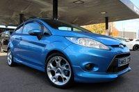 2010 FORD FIESTA 1.6 ZETEC S TDCI 3d 89 BHP £2990.00
