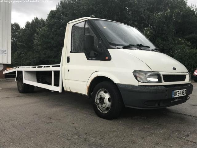 View our 2004 54 FORD TRANSIT 2.2 TDCi 350 MWB 3dr (EU5)