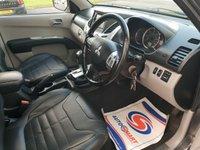USED 2012 12 MITSUBISHI L200 2.5 DI-D 4X4 BARBARIAN LB DCB 1d AUTO 175 BHP