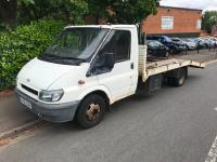 USED 2001 51 FORD TRANSIT 2.4 TDi 350 L Dropside Truck 2dr (LWB) OWNED BY DAGENHAM FORD