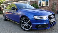 2015 AUDI A4 2.0 TDI S LINE 190 BLACK EDITION PLUS MULTITRONIC £17695.00