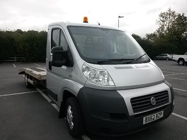 View our 2012 62 FIAT DUCATO  2.3 JTD Multijet 33 B 2 B Chassis Cab 2dr (SWB)
