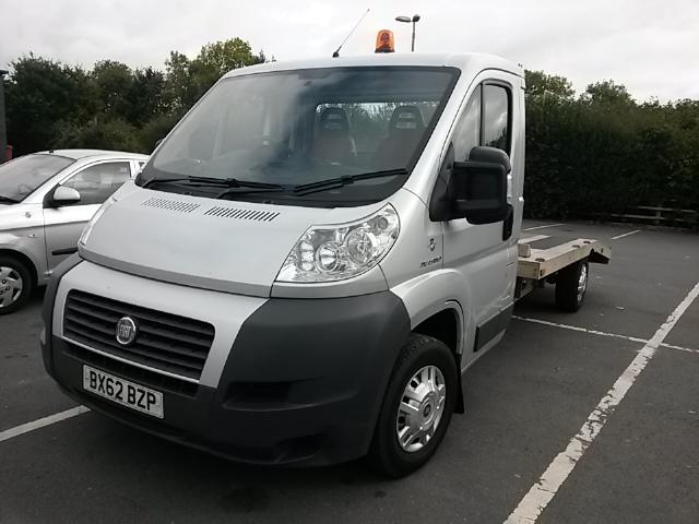 FIAT DUCATO at Click Motors