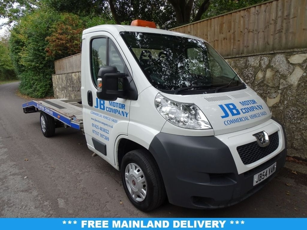 View our 2012 54 PEUGEOT BOXER 2.2 HDI 335 L3 1d 130 BHP VEHICLE TRANSPORTER AIR CONDITIONING