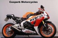 USED 2015 15 HONDA CBR1000RR FIREBLADE RA-F ABS REPSOL